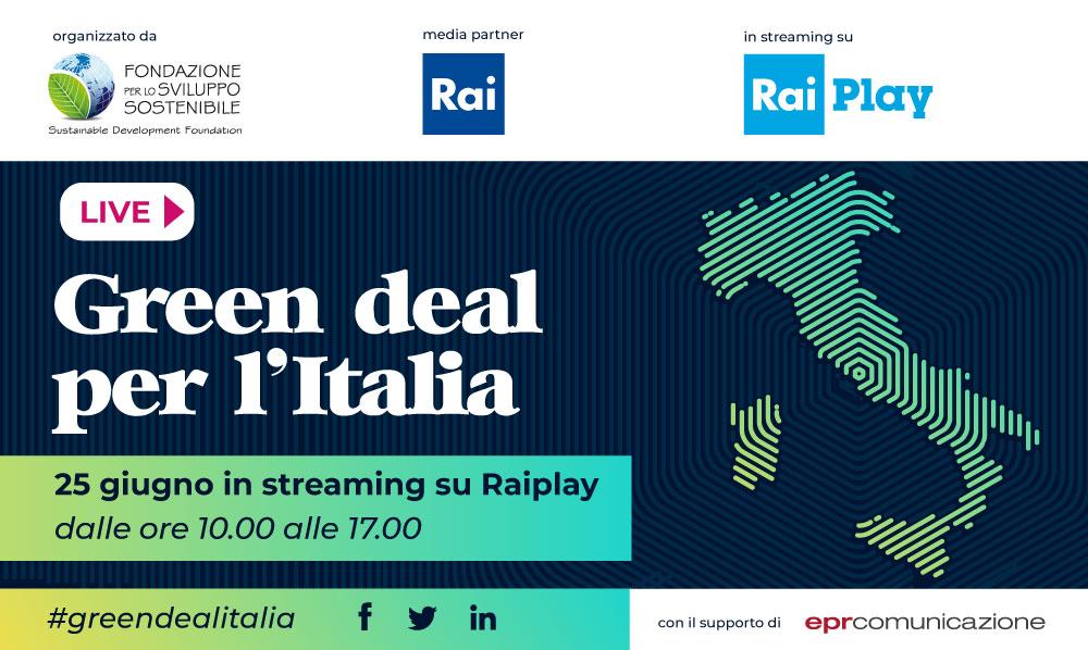 Green New Deal per l'Italia